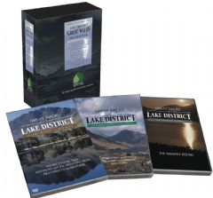 Great Walks Lake District 3 DVD Box